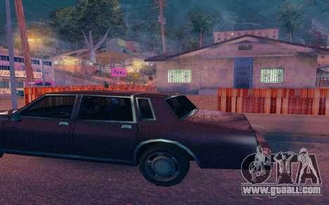 ENB by Dvi v 1.0 for GTA San Andreas