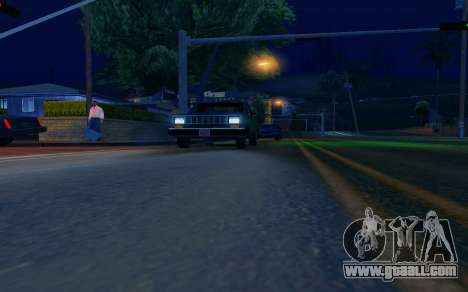ENB by Dvi v 1.0 for GTA San Andreas third screenshot