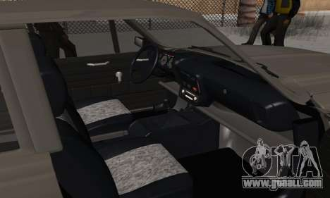 Ikco Peykan Chragh Benzi New for GTA San Andreas