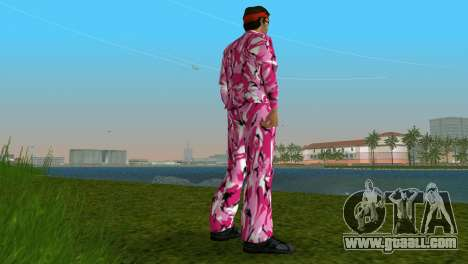 Camo Skin 20 for GTA Vice City