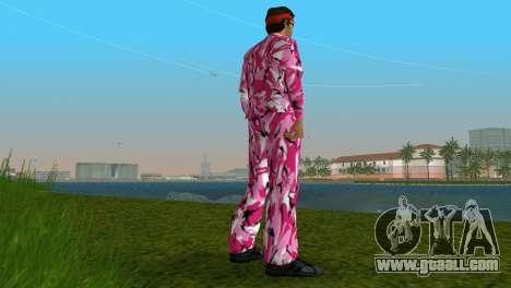 Camo Skin 20 for GTA Vice City third screenshot