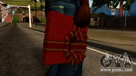New Year Remote Explosives for GTA San Andreas third screenshot