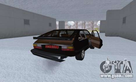 FSO Polonez 2.0X Coupe for GTA San Andreas