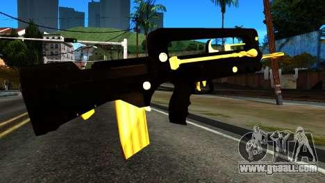 New Machine for GTA San Andreas second screenshot
