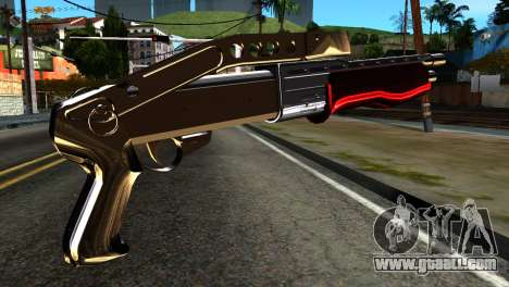 New Combat Shotgun for GTA San Andreas