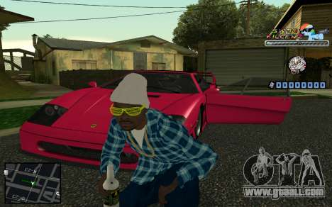 C-HUD SWAG Killerz for GTA San Andreas
