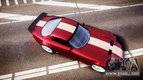 Bravado Banshee GTA V Style for GTA 4 right view