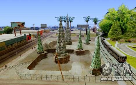 Digize V2.0 Final for GTA San Andreas second screenshot