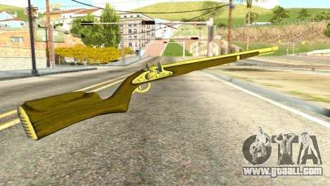 Rifle from GTA 5 for GTA San Andreas second screenshot