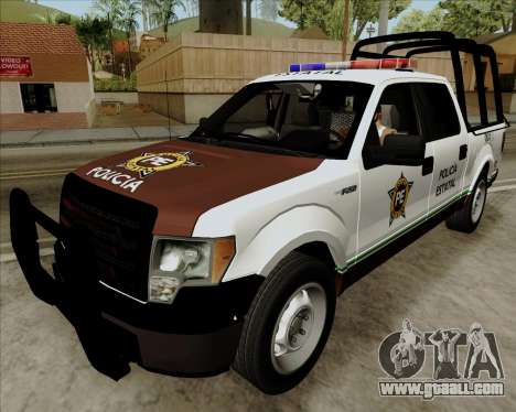 Ford F-150 for GTA San Andreas