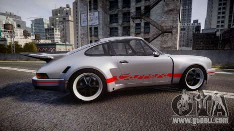 Porsche 911 Carrera RSR 3.0 1974 for GTA 4 left view