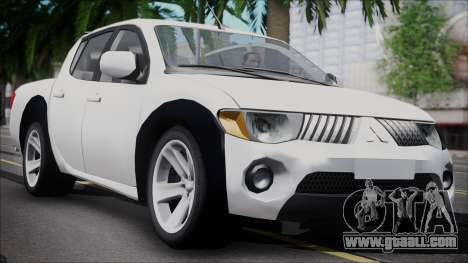 Mitsubishi Triton for GTA San Andreas