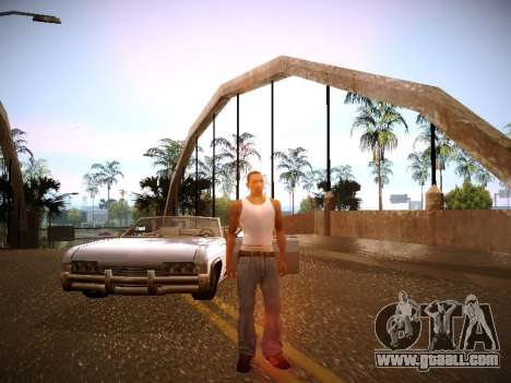 ENBSeries by Fase v0.2 NEW for GTA San Andreas fifth screenshot