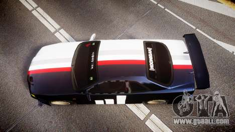 Nissan Skyline R34 GT-R Drift for GTA 4 right view