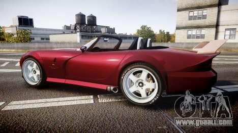 Bravado Banshee GTA V Style for GTA 4 left view
