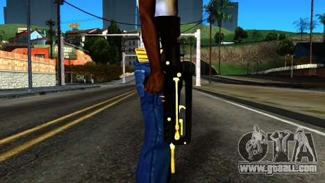 New Machine for GTA San Andreas third screenshot