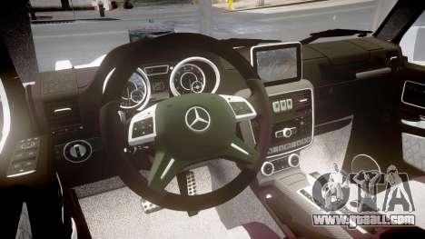 Mercedes-Benz G65 Brabus rims2 for GTA 4 inner view