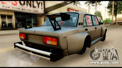 VAZ 2105 Sports for GTA San Andreas left view