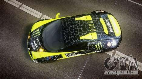 Bugatti Veyron Super Sport 2011 [EPM] Ken Block for GTA 4