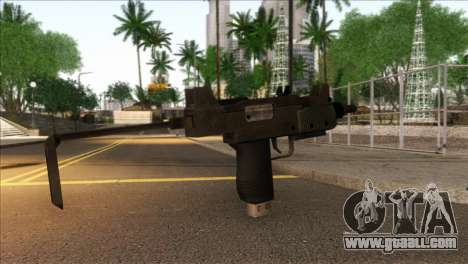 Micro SMG from GTA 5 for GTA San Andreas second screenshot