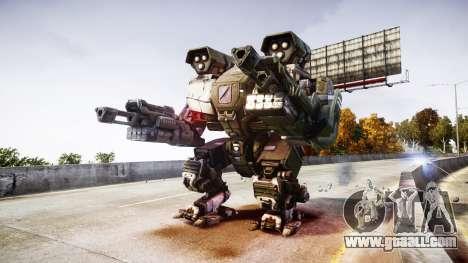 Enhanced Power Armor for GTA 4