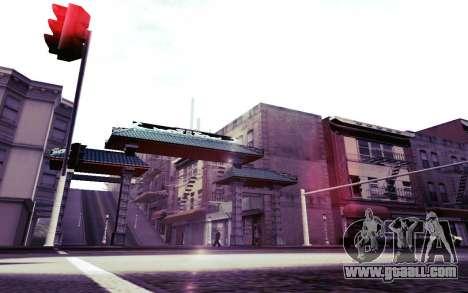 Instagram ENB v1.02 for GTA San Andreas eleventh screenshot