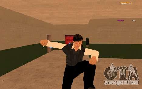 New animation by Ozlonshok for GTA San Andreas forth screenshot