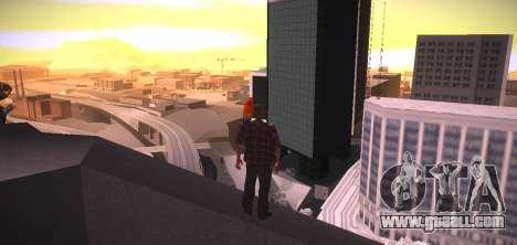 ENB by NIKE for GTA San Andreas third screenshot