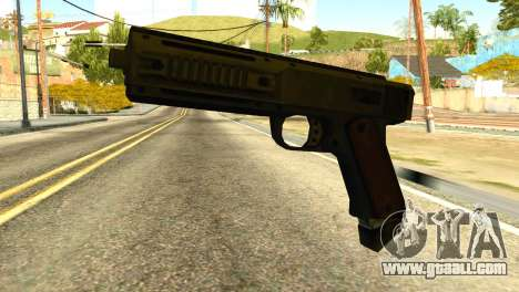AP Pistol from GTA 5 for GTA San Andreas