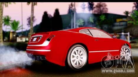 GTA 5 Enus Cognoscenti Cabrio IVF for GTA San Andreas