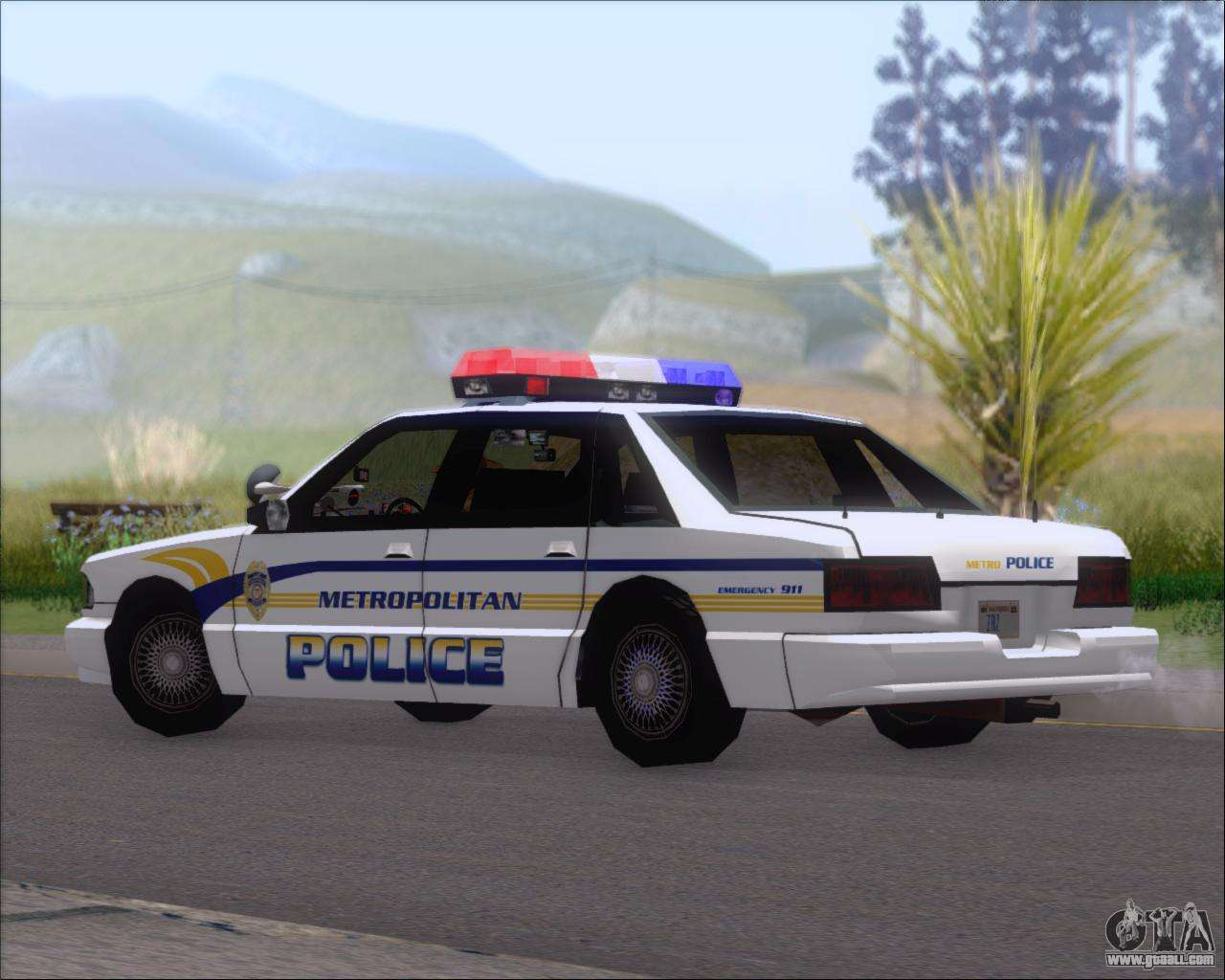 Police Car Games To Drive