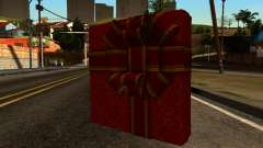 New Year Remote Explosives for GTA San Andreas