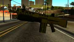 Bullpup Shotgun from GTA 5 for GTA San Andreas
