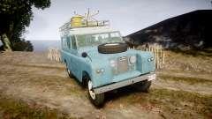 Land Rover Series II 1960 v2.0 for GTA 4