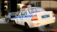 VAZ 2170 TRAFFIC POLICE