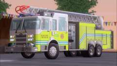 Pierce Arrow XT Miami Dade FD Ladder 22 for GTA San Andreas