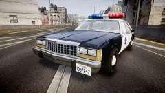 Ford LTD Crown Victoria 1987 LCPD [ELS]