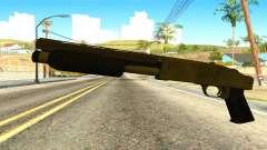 Sawnoff Shotgun from GTA 5