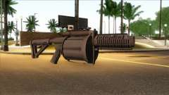 Rocket Launcher from GTA 5 for GTA San Andreas