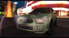 Subaru Impreza WRX Camo