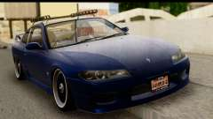 Nissan Silvia S15 Camber Edition