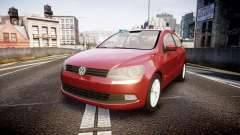 Volkswagen Gol G6 iTrend 2014 rims1 for GTA 4