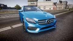 Mercedes-Benz C250 AMG (W205) 2015