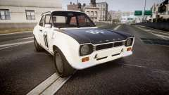 Ford Escort RS1600 PJ10 for GTA 4