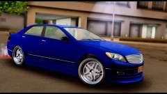 GTA 5 Schafter Bumper
