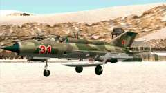 MiG 21 the Soviet air force