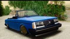 Volvo 242 Cabrio for GTA San Andreas