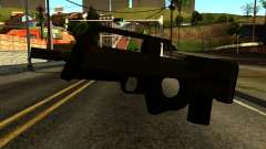 Assault SMG from GTA 5 for GTA San Andreas
