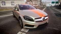 Mersedes-Benz A45 AMG PJs3