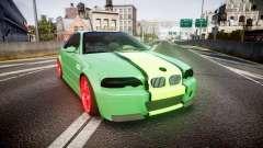 BMW M3 E46 Green Editon for GTA 4